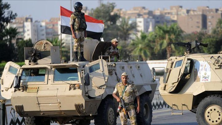 مقتل 15 مسلحا شمال سيناء