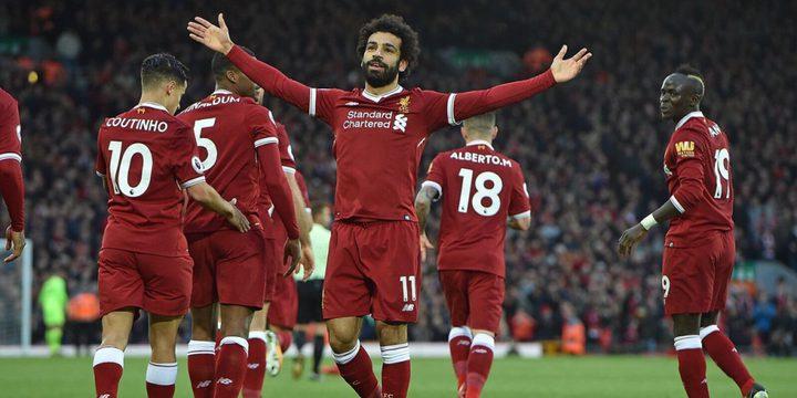 صلاح يقود ليفربول لاستعادة صدارة الدوري الانجليزي