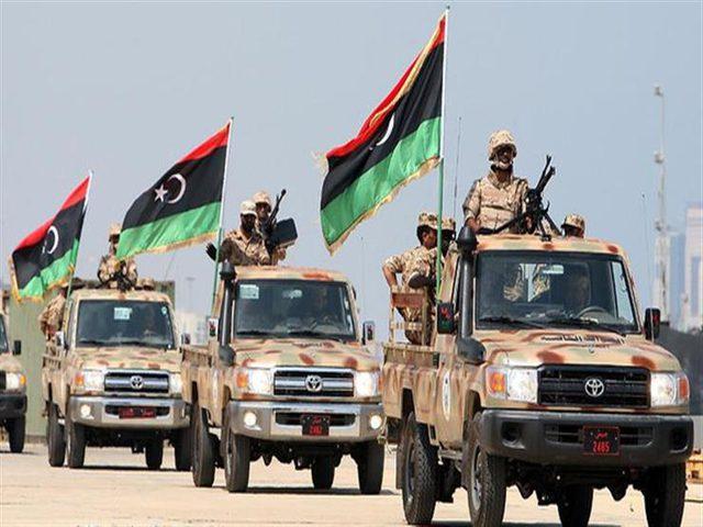 الجيش الليبي يعلن استعادة سيطرته على بوابة الـ 27 في طرابلس