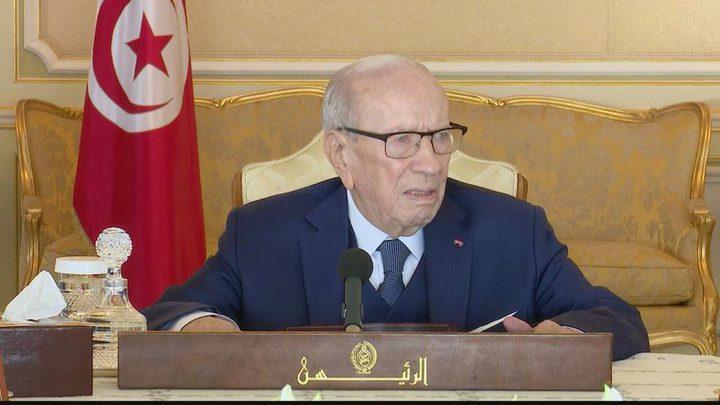الرئيس التونسي: لن أترشح للرئاسة مجددا