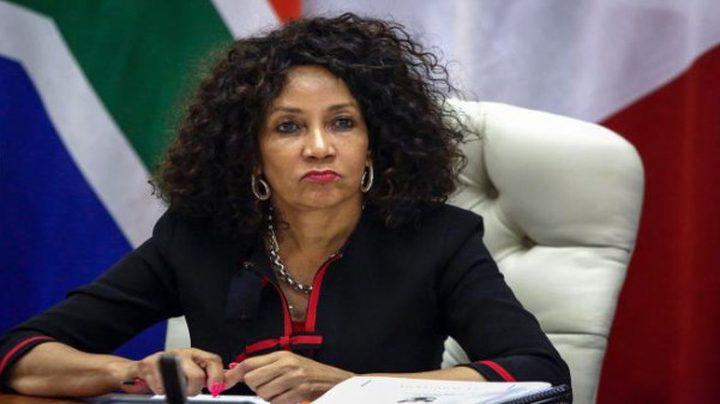 جنوب أفريقيا تُقرر عدم إعادة سفيرها إلى إسرائيل نهائيًا