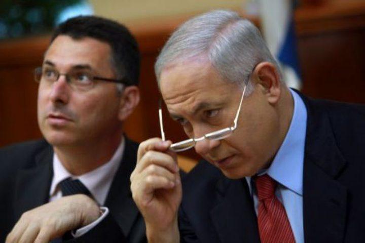 جدعون سار يؤكد رفضه اقرار قانون الحصانة لحماية نتنياهو
