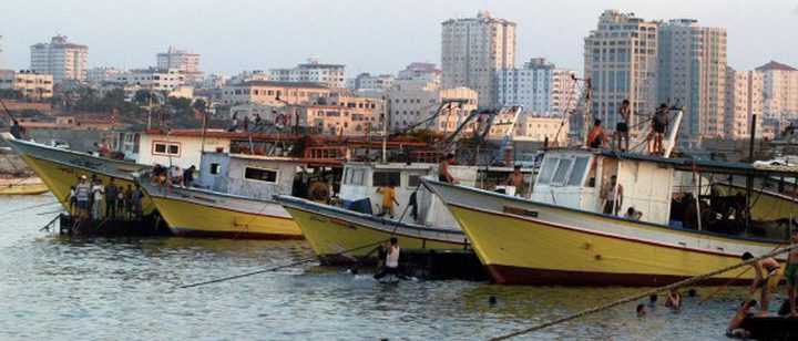 الافراج عن الصيادين الأربعة لدى مصر