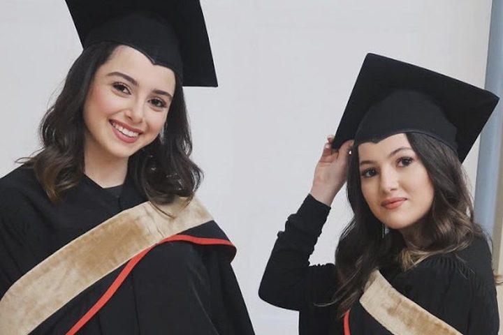 ماريتا الحلّاني تتخرج من الجامعة... وأحلام تعلّق