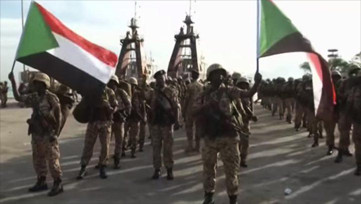 الجيش السوداني يغلق الشارع الرئيسي المؤدي لمقر الرئاسة الجمهوري