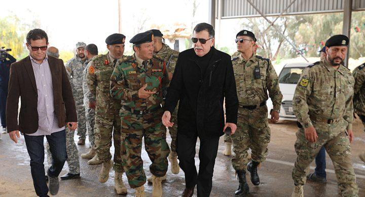 """ليبيا:السراج يكشف""""خلايا نائمة""""ويأمر المدعي العسكري بالتحرك العاجل"""