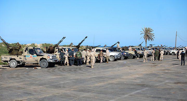 قوات الوفاق الليبية: نتعامل بأسلحة خفيفة ولم نقصف أماكن سكنية
