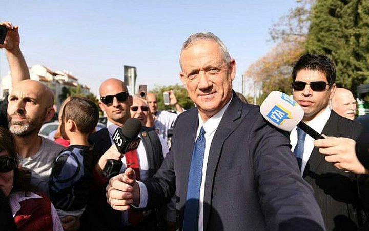 منع اجراء المقابلات التلفزيوينة مع رؤساء الأحزاب الإسرائيلية