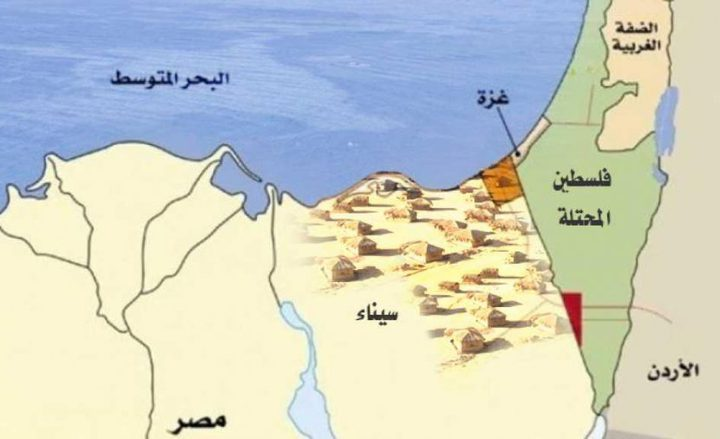 مقترح انشاء دولة فلسطينية مستقلة في قطاع غزة!
