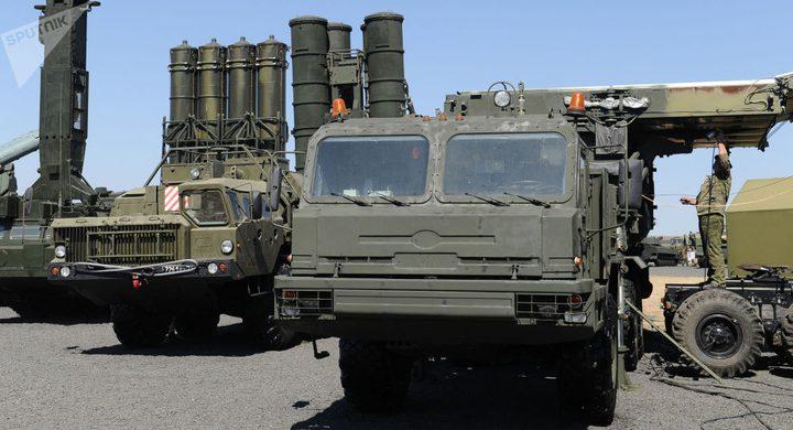 عقوبات أمريكية تهدد تركيا ومصر بسبب صفقات الأسلحة الروسية