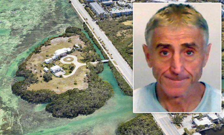 القبض على مليونير يسرق من متجر بعد أيام فقط من شرائه جزيرة خاصة