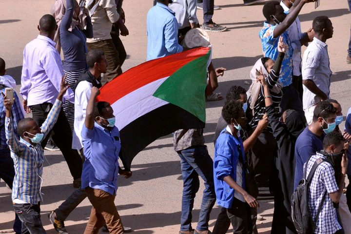 جهاز المخابرات السوداني: لن نتوانى في تأمين البلاد