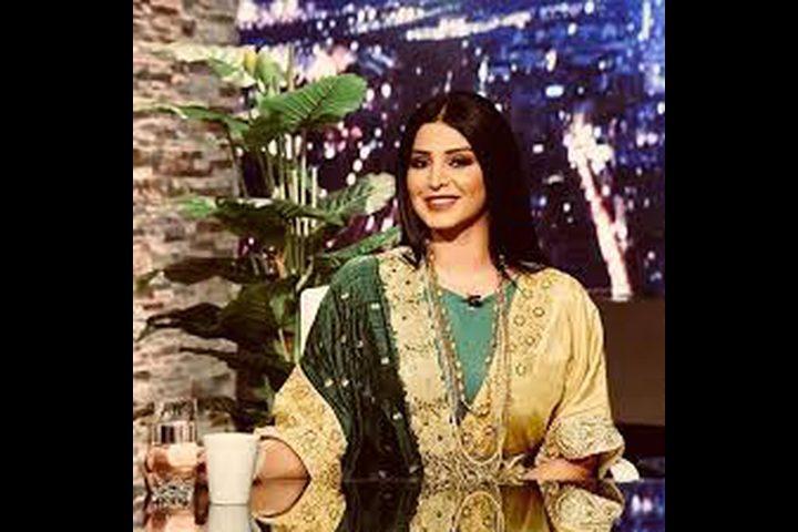 ريم عبدالله ترتدي أكبر قلادة من الذهب