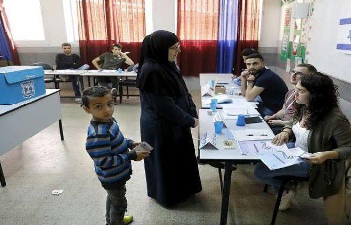 القوائم العربية تحصل على 10 مقاعد وفق نتائج شبه نهائية