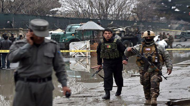 قتلى وجرحى بهجوم لطالبان في أفغانستان