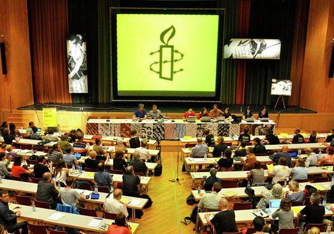 """منظمة العفو الدولية  تعقب على إعلان شركة """"اير بي إن بي"""