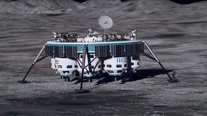 اليونان تشارك في غزو القمر!
