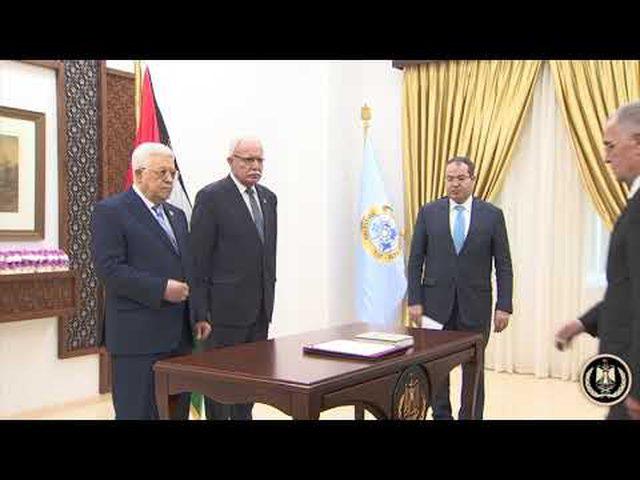 مقبول وربعي سفيرا لفلسطين في الجزائر وباكستان