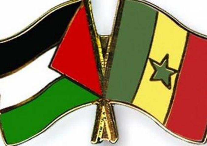 الرئيس يتلقى برقية شكر جوابية من نظيره السنغالي