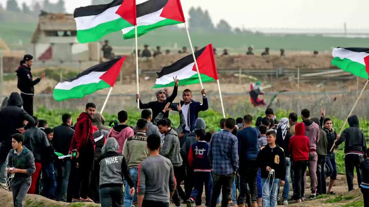 """غزة تستعد لجمعة """"معاً لمواجهة التطبيع"""""""
