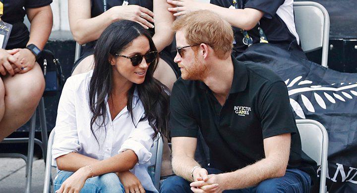 """الأمير هاري وميغان يدخلان موسوعة """"غينيس"""""""