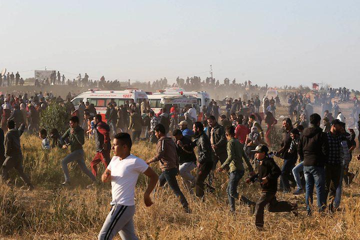 """الهيئة الوطنية تدعو للمشاركة في """"جمعة يوم الأسير الفلسطيني"""""""