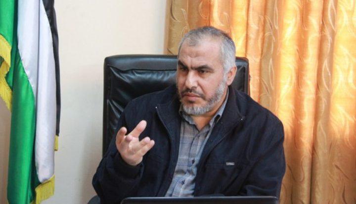 غازي حمد: حماس لا تستطيع تحمل عبء غزة لوحدها