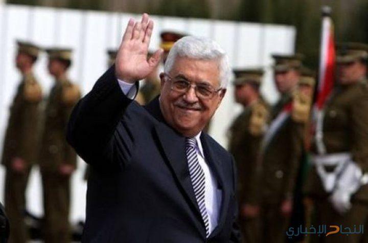 الرئيس يمنح 5 فرنسيين مواطنة الشرف الفلسطينية