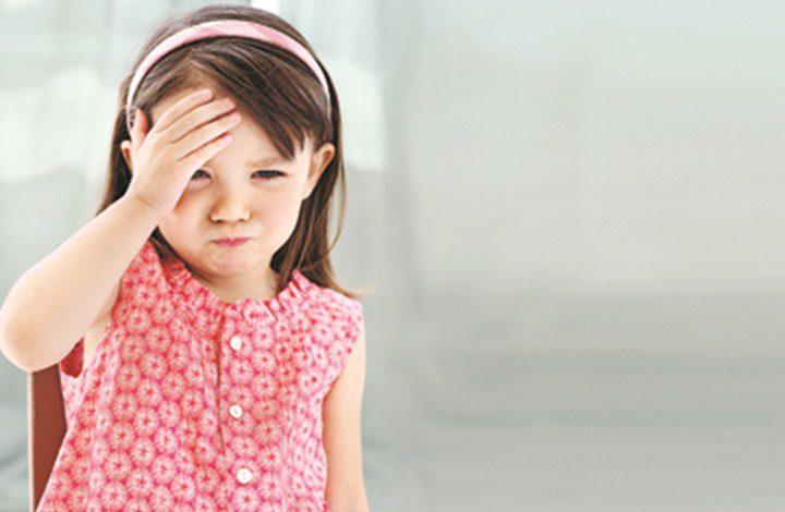 الوراثة من أسباب صداع الأطفال