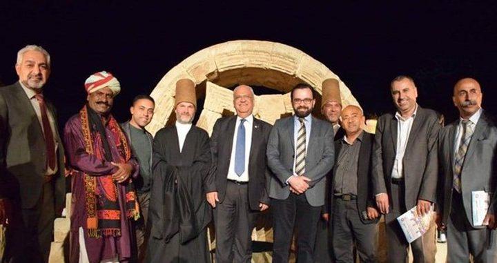 عريقات:ارضنا لن يكون لها اهل الا الشعب الفلسطيني