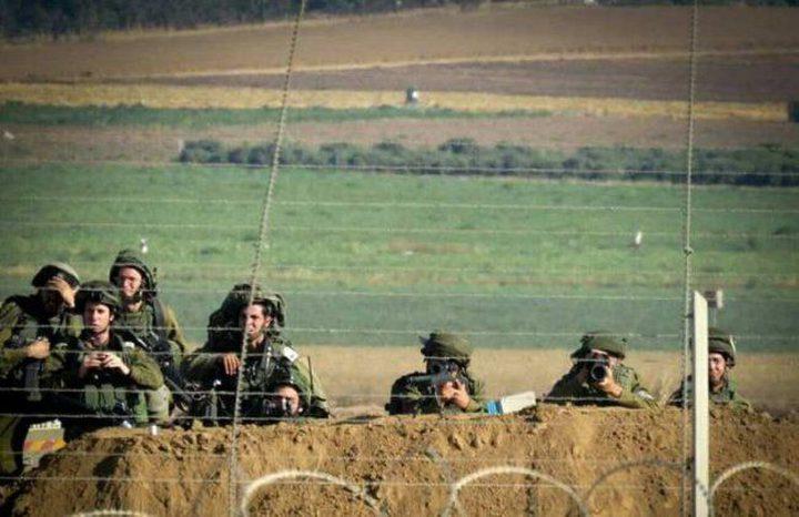 الاحتلال يطلق النار على المزارعين جنوب القطاع