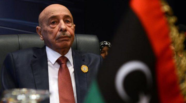 رئيس البرلمان الليبي: هدفنا التخلص من إرهابيي طرابلس