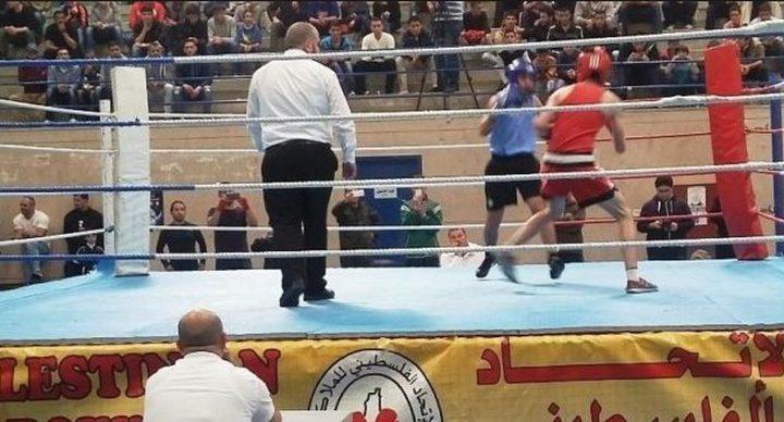 اتحاد الملاكمة يختتم بطولة فلسطين التصنيفية الـ12