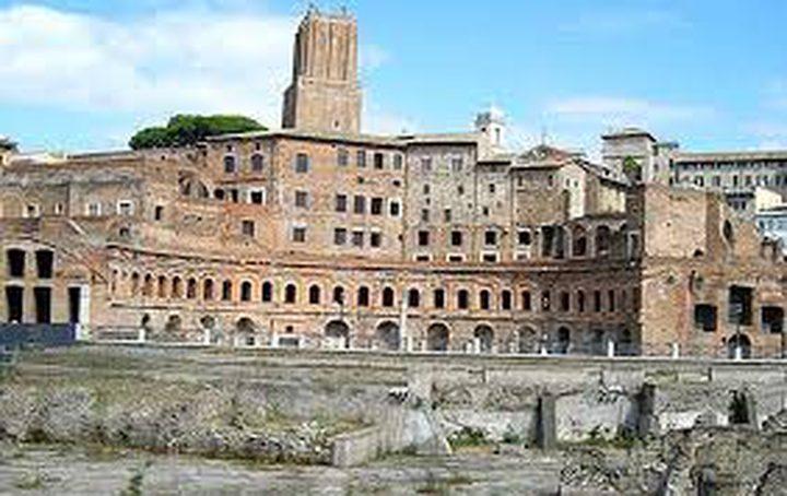 بعد ألفي عام.. روما تفتح قصر حارقها