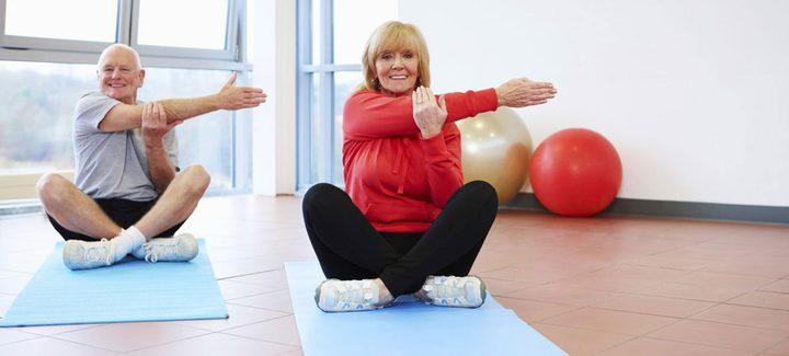 دراسة: الأمراض المزمنة وراء تراجع النشاط الحركي لكبار السن