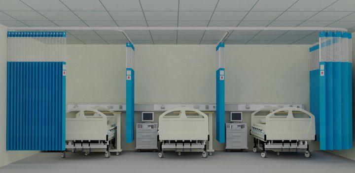 تحذير: ستائر الخصوصية بالمستشفيات أماكن خصبة للجراثيم المميتة