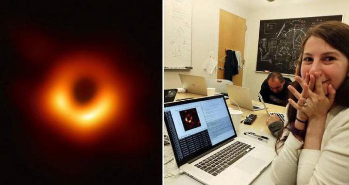 موجة سخرية تطال الطالبة صاحبة أول صورة فعلية للثقب الأسود