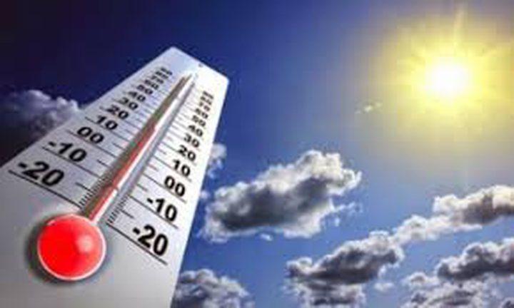 انخفاض على درجات الحرارة تصاحبه غبار وأمطار