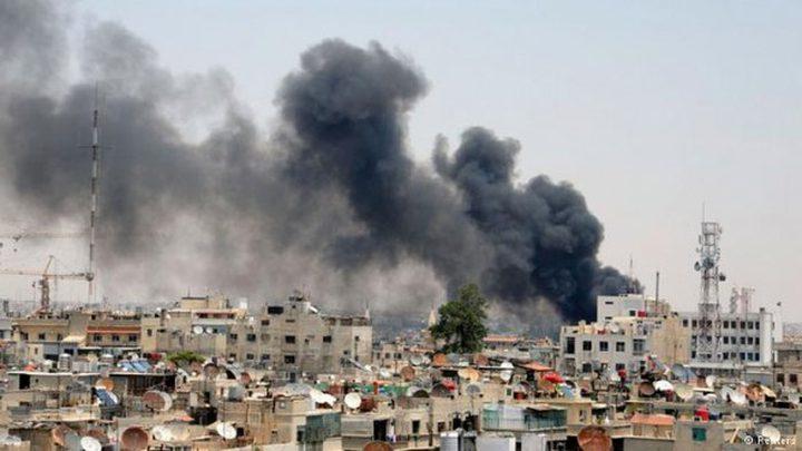 ارتفاع عدد القتلى إلى 6 بينهم طفلان و3 نساء جراء القصف على حلب