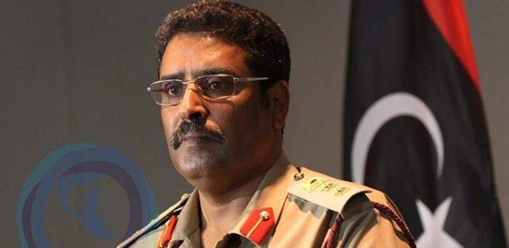 المسماري: نحارب دولا راعية للإرهاب في ليبيا