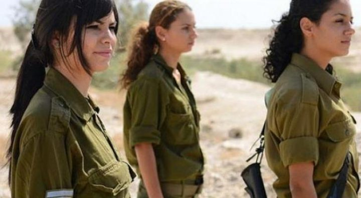 قرار عسكري إسرائيلي بشأن المجندات في صفوفه