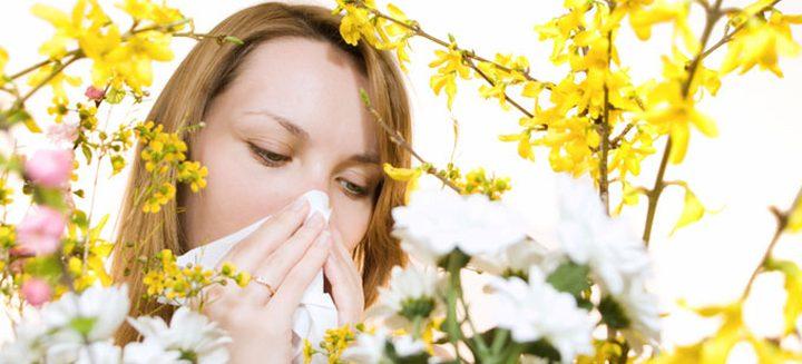 نصائح للوقاية من حساسية الربيع