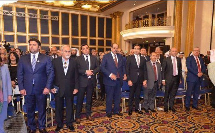 فلسطين تشارك بملتقى القيادات الإعلامية العربية الأول في عمان