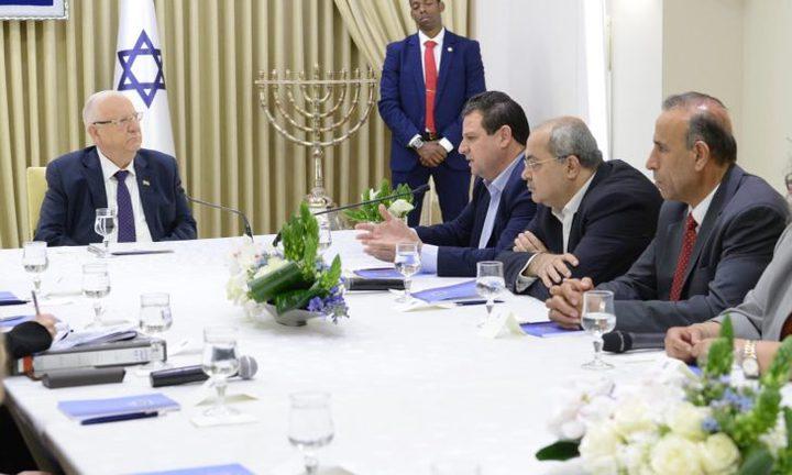 الحكومة الاسرائيلية القادمة عنصرية وخطيرة على فلسطينيي الداخل