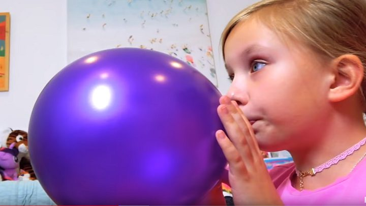 حظر استخدام بالونات الأطفال لسبب غير متوقع