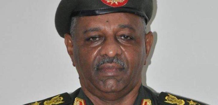 السودان: تعيين الفريق أول هاشم عبد المطلب رئيسا للأركان المشتركة