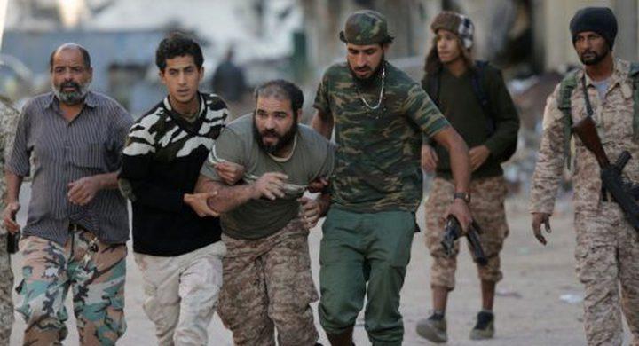 الجيش الليبي: قوات الوفاق تستخدم العائلات دروعا بشرية