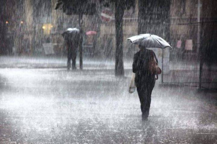 12 منطقة فلسطينية سجلت أمطارا فوق 900 ملم