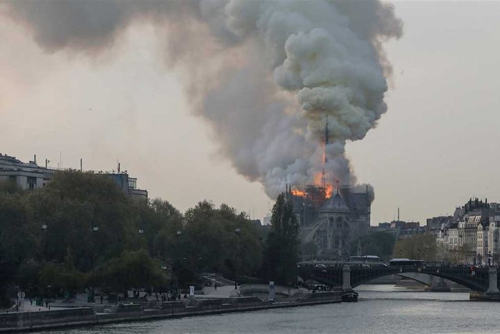 اليونسكو تؤكد استعدادها للمساعدة في ترميم نوتردام