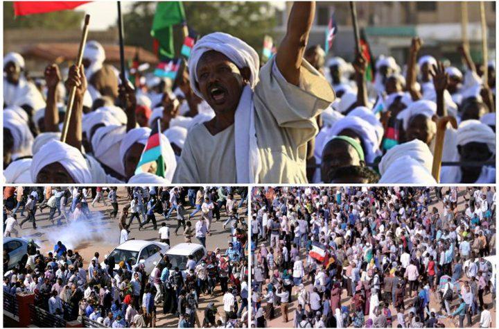 تجمع المهنيين السودانيين يدعو إلى مليونية استكمال أهداف الثورة